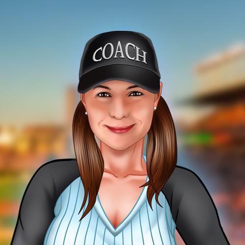Coach Michelle Schubnel