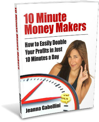 [Free Book] Double Your Profits… in just 10 minutes a day!