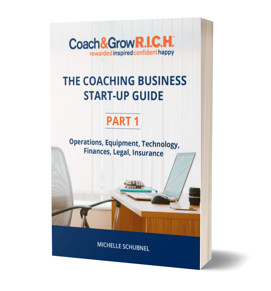 Coaching Business Start-Up Guide
