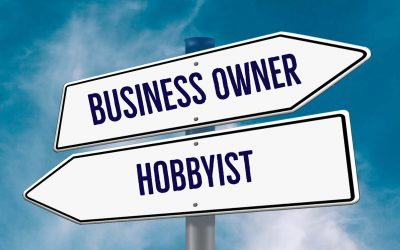 Are you a Hobbyist or a Business Owner?