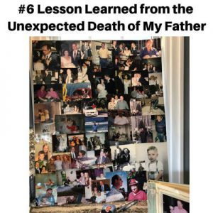 Lesson Learned from the Unexpected Death of My Father - Leverage Bereavement