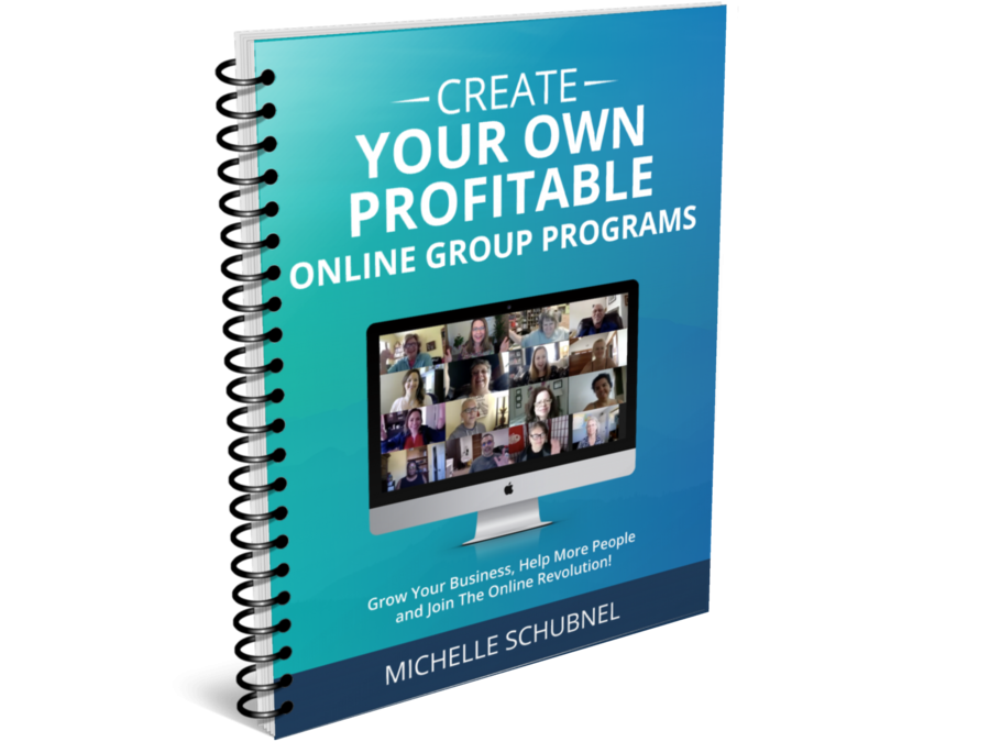Create your own profitable online group programs