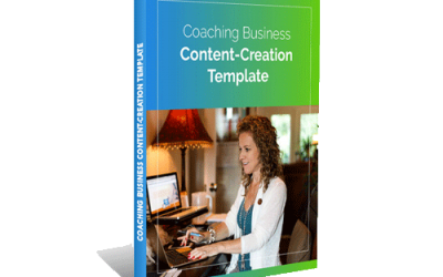 FREE Content Creation Template For Coaches