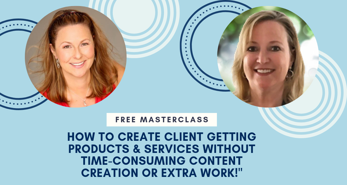 [FREE MASTERCLASS] The shortcut for better programs and more clients